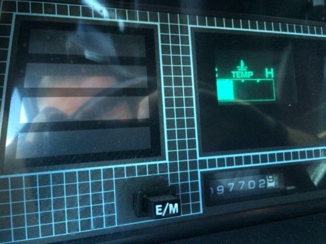 1987 Ciera Brougham Used 3 8L V6 12V Automatic FWD Wagon