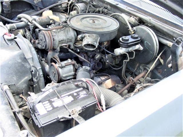 Dodge Ram D Pickup Truck Slant Six Not Working