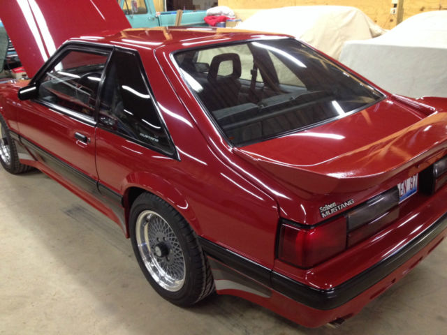Ford Dealership Peoria Il >> 1987 Ford Saleen Mustang 2-Door 5.0L