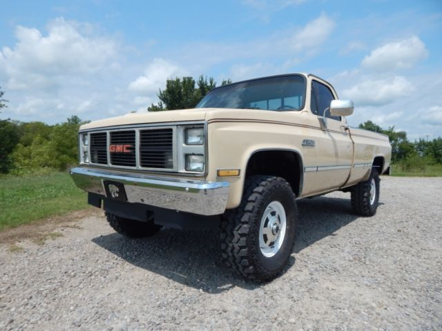 1987 GMC K20, Fuel Injected 350, 4x4, Purchased From Original Owner