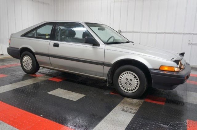 1987 Honda Accord Dx Hatchback 37k Miles 1owner Rare Find 60photos
