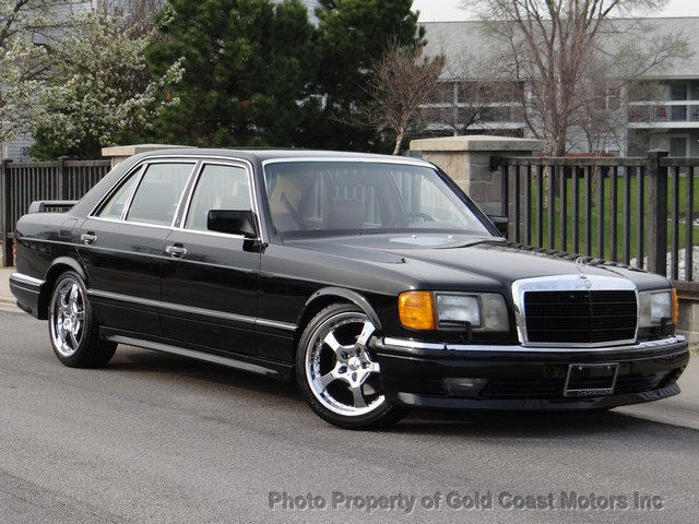 1987 mercedes benz 420 sel amg package black brown only for 1987 mercedes benz 420sel