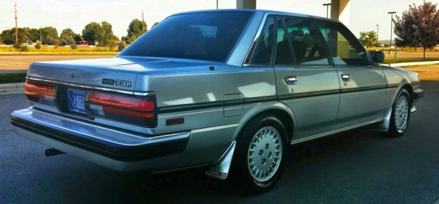 1987 Toyota Cressida Luxury Sedan 4 Door 2 8l