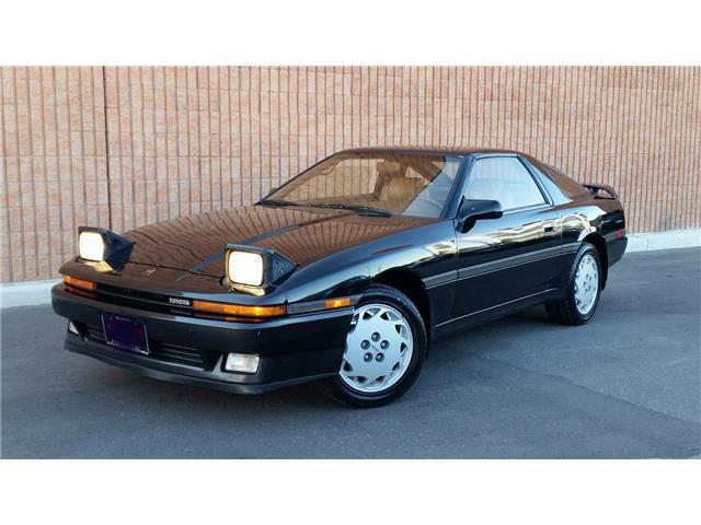 Owen Sound Toyota >> 1987 Toyota Supra Turbo Targa 5 speed Original Unmolested