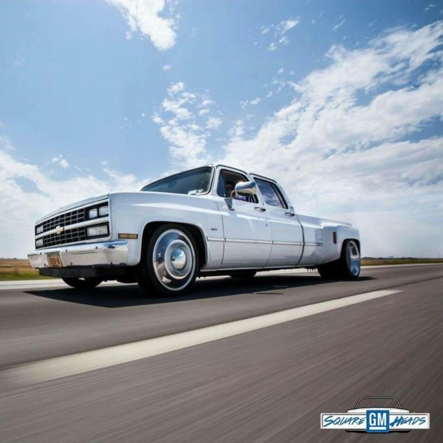 Chevy Dually Lowered Squarebody C on Chevy Silverado Transmission Filter