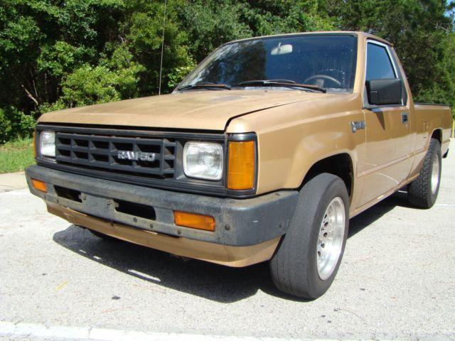 1988 Dodge Ram 50 Aka Mitsubishi Mighty Max