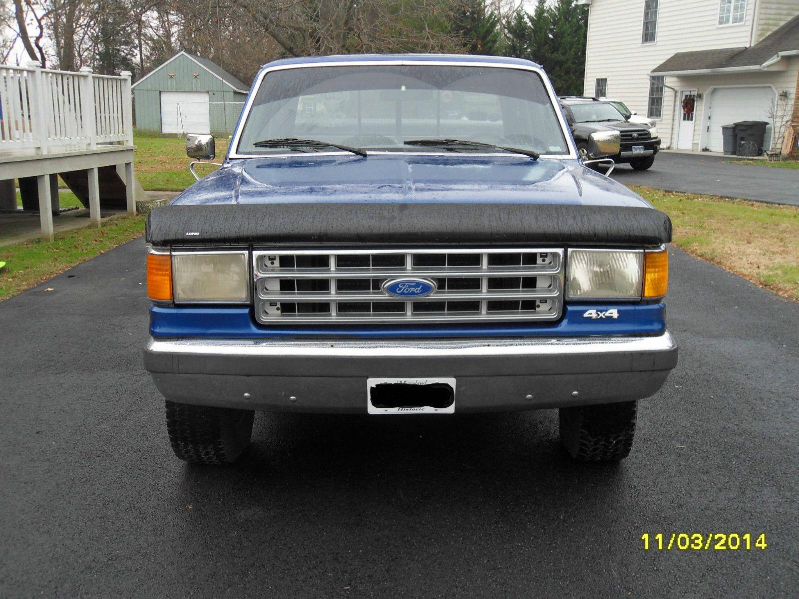 1988 ford f 150 xlt lariat extended cab pickup 2 door 5 0l. Black Bedroom Furniture Sets. Home Design Ideas