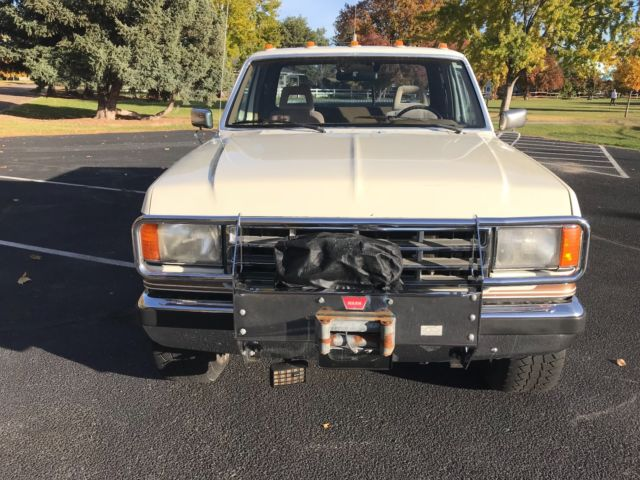 1988 FORD F-250 EXTENDED CAB LOW ORIGINAL MILES 7.5L 460