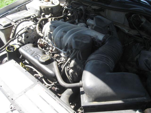 1988 Ford Taurus Station Wagon V6 Motor Automatic Good