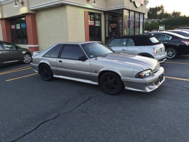 1988 Mustang Lx 1993 Cobra Clone