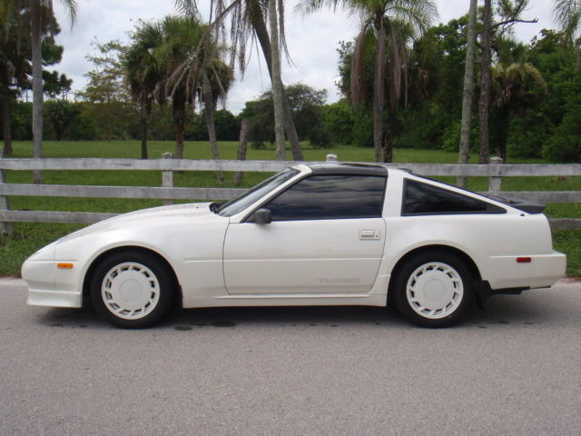 1988 Nissan 300zx Turbo Coupe 2door 30l Shiro Editionrhclassicvehicleslist: 1988 Nissan 300zx Turbo Location At Gmaili.net
