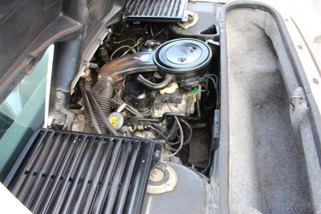 Pontiac Iron Duke Engine