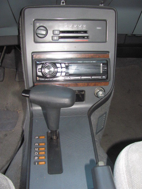1988 Pontiac Grand Am With The 2 3l Dohc Engine 4 Door