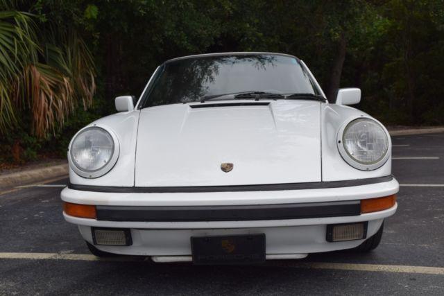 1988 porsche 911 carrera cabriolet g50 grand prix white fuchs. Black Bedroom Furniture Sets. Home Design Ideas