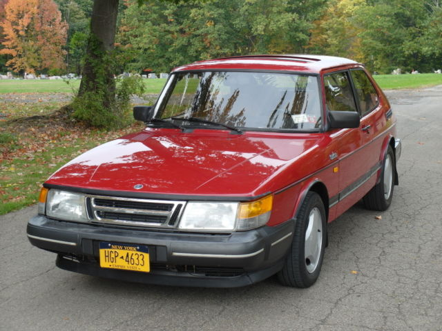 1988 saab 900 turbo 3dr hatchback turbonetics tnx. Black Bedroom Furniture Sets. Home Design Ideas