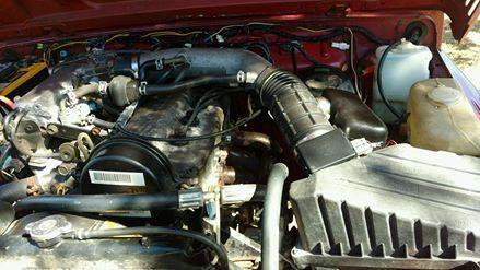 Suzuki Samurai Jx Engine Valve Fuel Injected on Suzuki Samurai Engine Swap Tracker