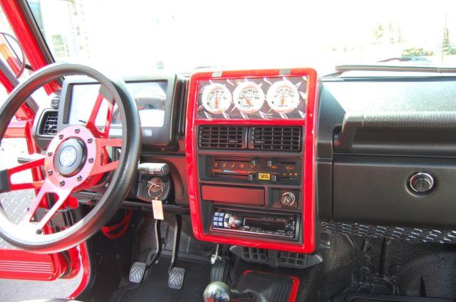 1988 Suzuki Samurai Jx Sport Utility 2door \pletely Custom Restored\rhclassicvehicleslist: 1988 Suzuki Samurai Radio At Gmaili.net