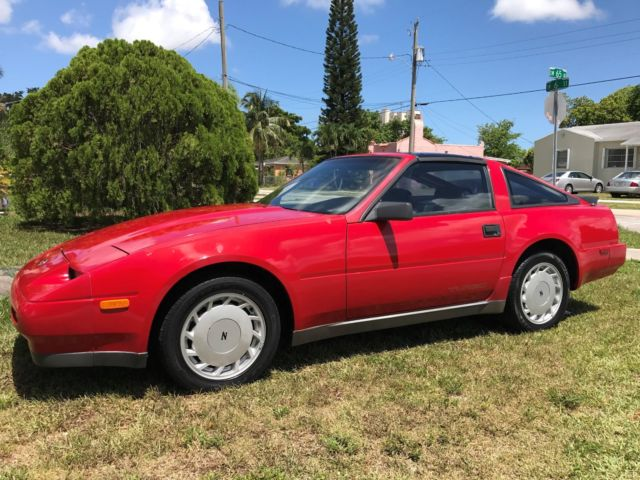 1988 Torch Red Nissan 300zx Turbo Z31rhclassicvehicleslist: 1988 Nissan 300zx Turbo Location At Gmaili.net