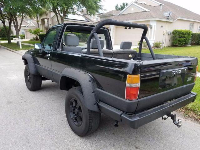 1989 toyota 4runner sr5 22re manual 1988 1987 1986 1985 for sale.