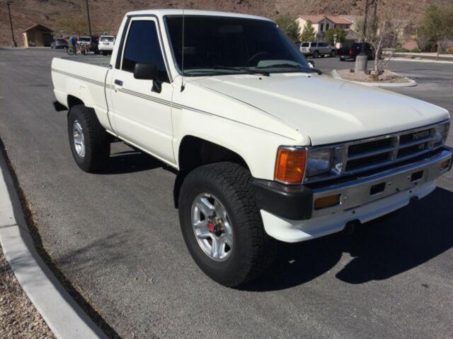 1988 toyota pickup 4x4 v6