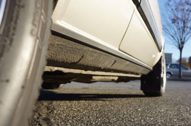 1988 VW Fox Wagon - 67,373 miles - Hard to Find Volkswagen