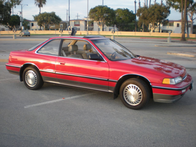 1989 Acura Legend Coupe Automatic Rare One Owner