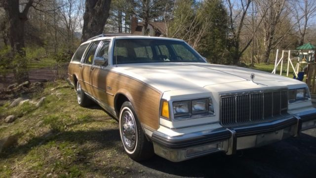 Buick Electra Estate Wagon on 1986 Buick Lesabre Wagon
