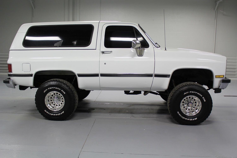 1989 Chevy Blazer 4x4 4 Lift Kit Rust Free Body Matching Engine Description Number