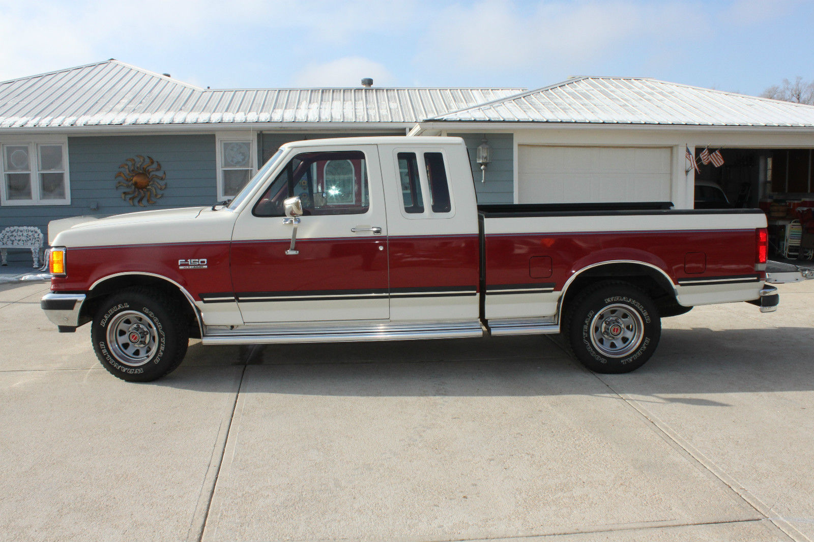 1989 ford f 150 xlt lariat extended cab pickup 2 door 5 0l