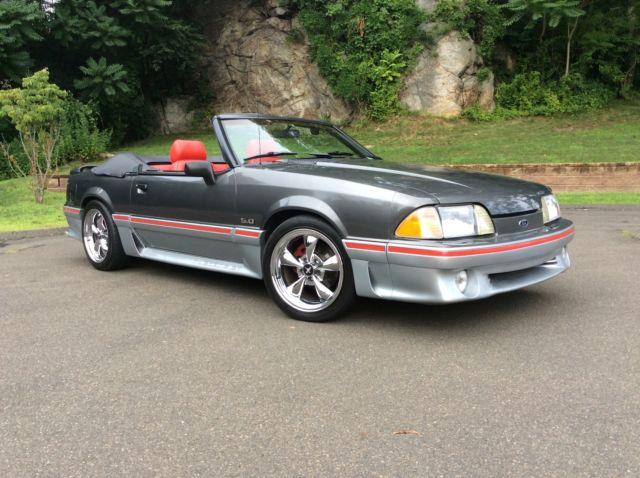 Mustang Gt 5.0 1989
