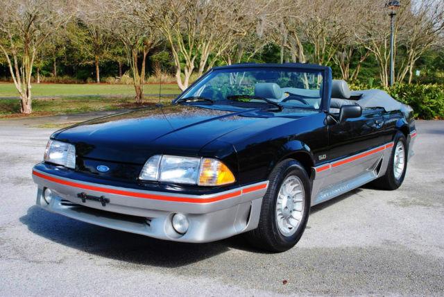 1989 Ford Mustang GT 5.0 HO Convertible Call Dan at 863 ...