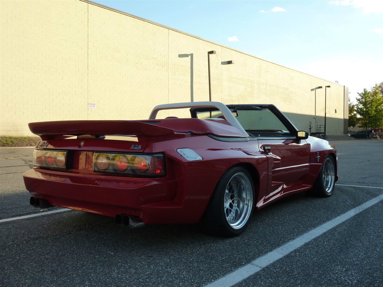 1989 Mustang Convertible For Sale