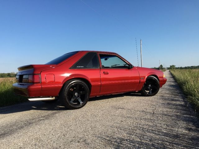 1989 Ford Mustang Lx 5 0 Auto Foxbody