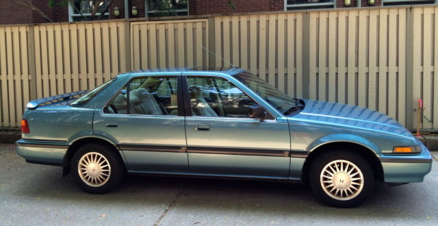 1989 Honda Accord LXi Sedan One Owner Only81K AutoSunroof Near