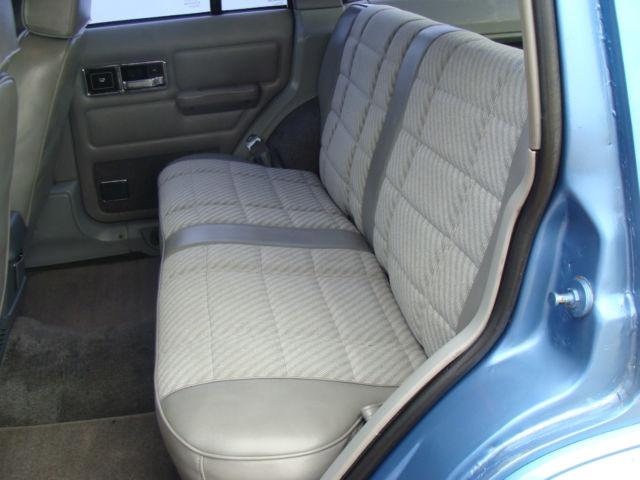 1989 Jeep Cherokee Pioneer Sport Utility 4