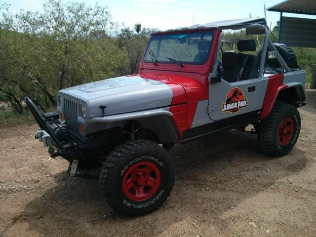 1989 jeep wrangler base sport for sale in prescott arizona united. Cars Review. Best American Auto & Cars Review
