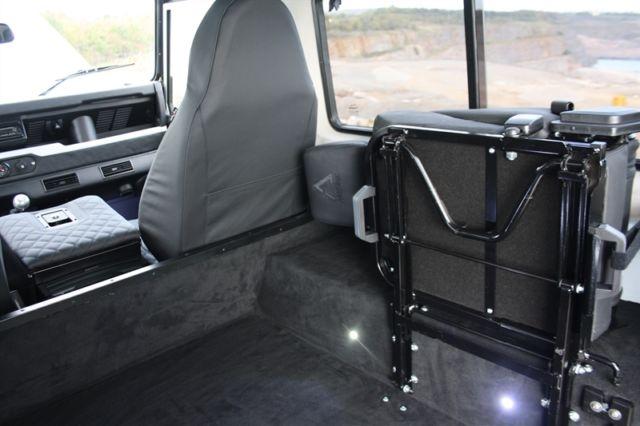 1989 Land Rover Defender 90 Arkonik Custom Build