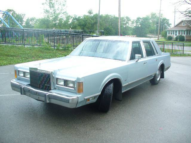 1989 Lincoln Town Car Great For Patina Custom Donk