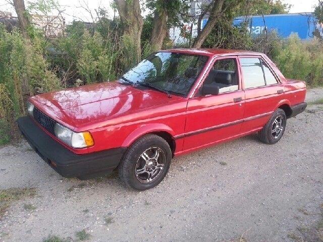 1989 Nissan Sentra 4dr Sedan 19 000 Mikles