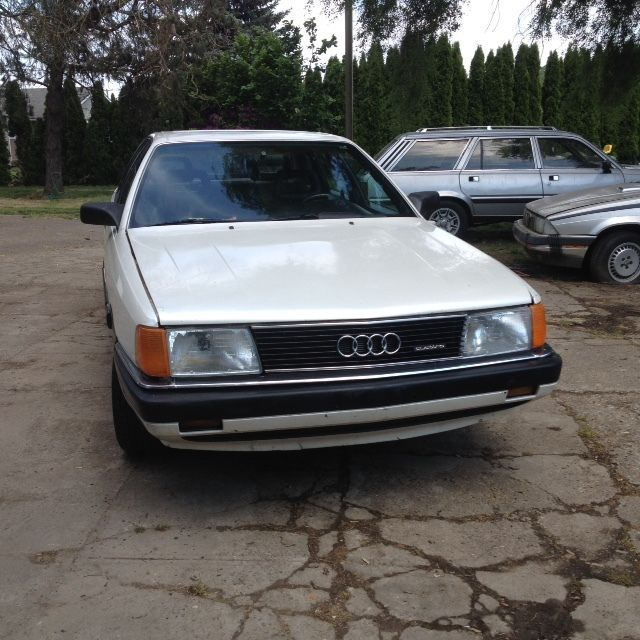 1990 audi 200 turbo quattro 5 speed true survivor no reserve. Black Bedroom Furniture Sets. Home Design Ideas