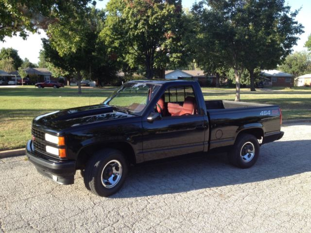 1990 Chevrolet 454 Ss C 1500 Modified Muscle Short Bed