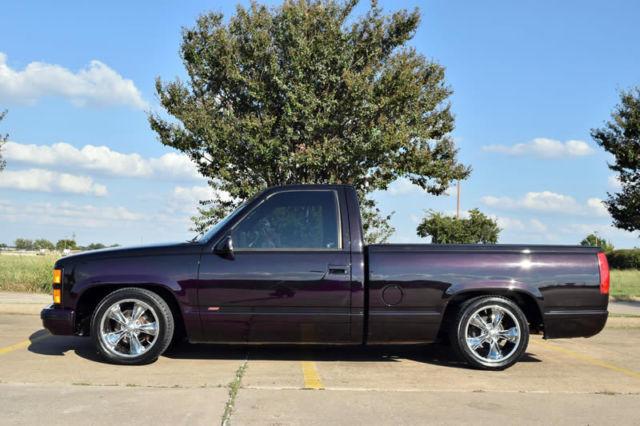 1990 Chevy 454 SS Custom Pickup, 43k Miles, Super Clean