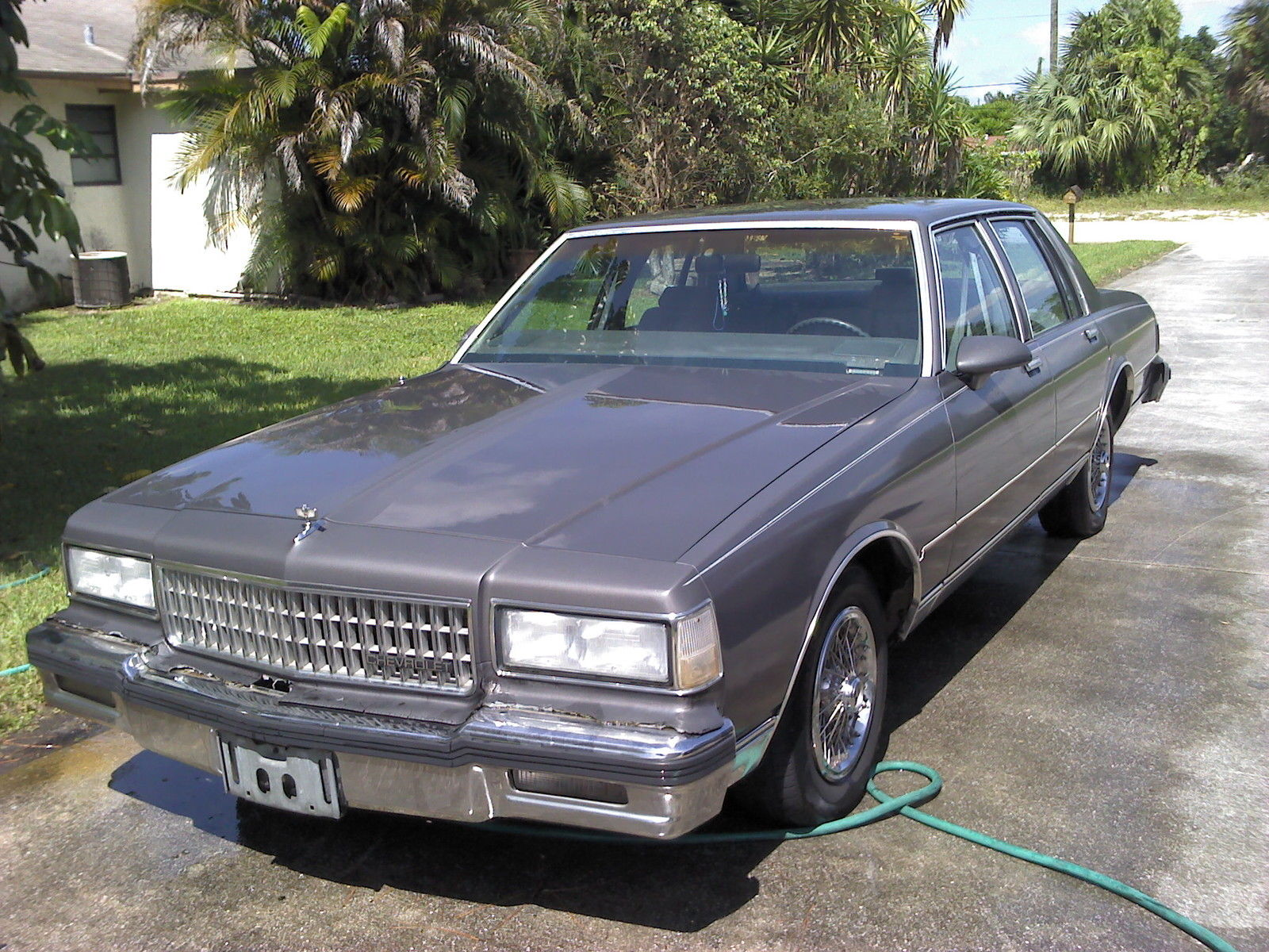 1990 chevy caprice classic last year of this body style for West palm beach motor vehicle registration