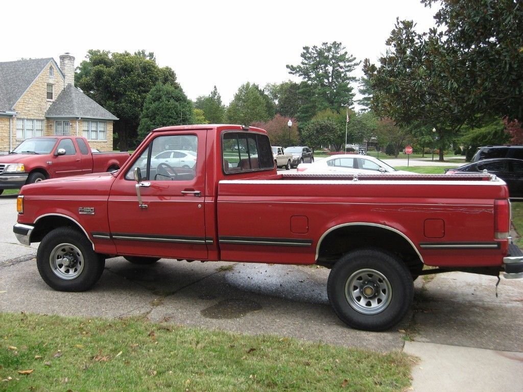1990 ford f150 4x4