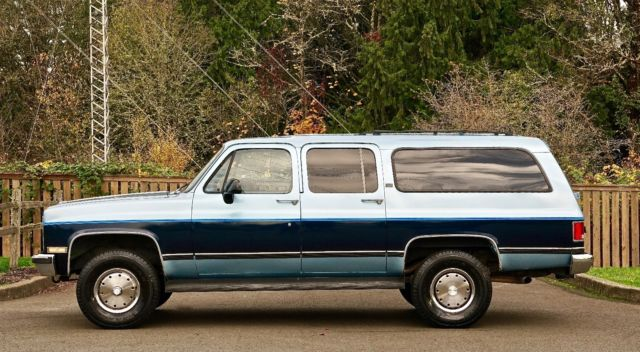 1990 gmc suburban v2500 sle sport utility 4 door 4x4. Black Bedroom Furniture Sets. Home Design Ideas