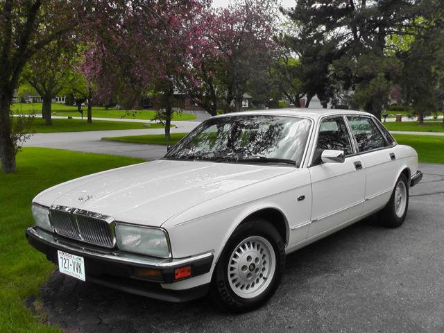 1990 Jaguar XJ6 Sovereign Sedan 4Door 40L Low Miles