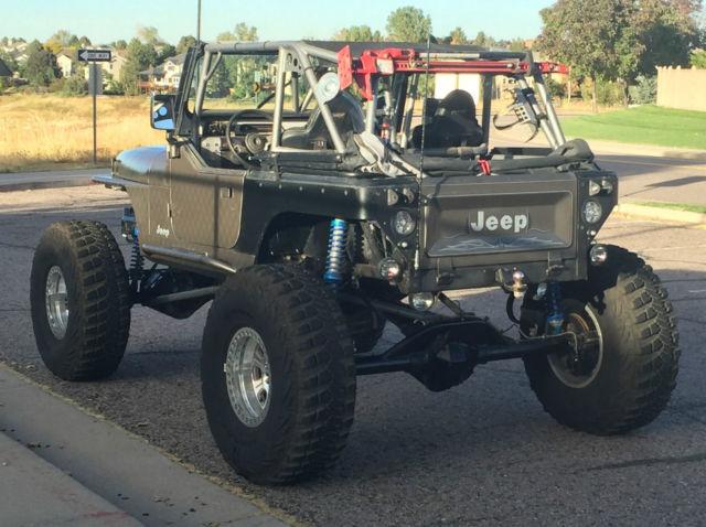 1990 jeep wrangler yj rock crawler buggy 6 0l lq9 atlas