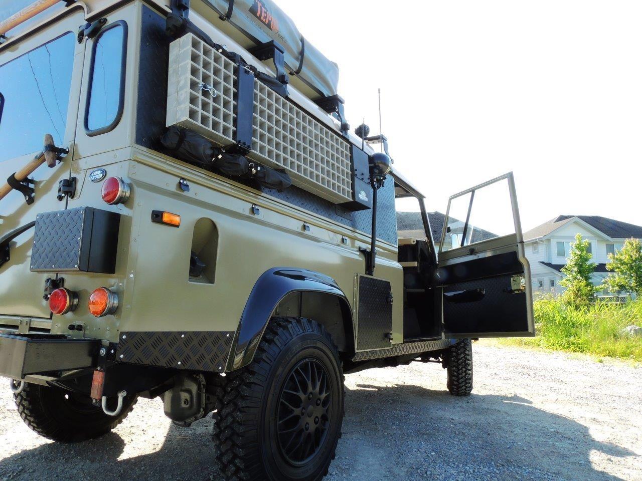 1990 Land Rover Defender 110 Expedition Overland