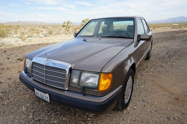 1990 mercedes benz 300e 3l sedan 4 door for 1990 mercedes benz 300e for sale
