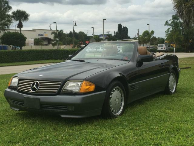 1990 mercedes benz 500sl for Mercedes benz 500 sl for sale